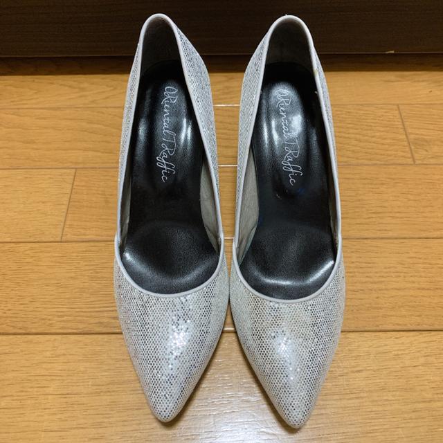 ORiental TRaffic(オリエンタルトラフィック)のオリエンタルトラフィック♡グリッターパンプス レディースの靴/シューズ(ハイヒール/パンプス)の商品写真
