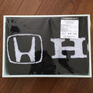 ホンダ(ホンダ)のHONDA ロゴ入りバスタオル (タオル/バス用品)