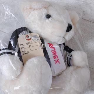 AVIREX - AVIREX 非売品 ベアー 人形
