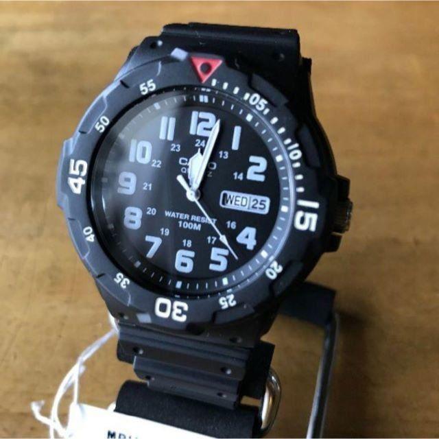 CASIO - 【新品】カシオ CASIO ダイバールック 腕時計 MRW-200H-1Bの通販 by 遊☆時間's shop|カシオならラクマ