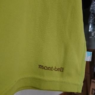 モンベル(mont bell)の良品   mont-bell  Tシャツ(Tシャツ(半袖/袖なし))