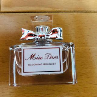 クリスチャンディオール(Christian Dior)のミス ディオールブルーミング ブーケ5ml(香水(女性用))