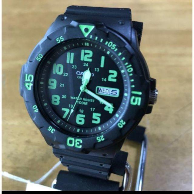 diesel 時計 通販 激安エスニック | CASIO - 【新品】カシオ CASIO ダイバールック 腕時計 MRW-200H-3Bの通販 by 遊☆時間's shop|カシオならラクマ