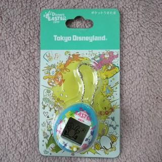 ディズニー(Disney)のポケットうさたま 本体 ディズニーイースター2019(携帯用ゲーム本体)