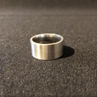 極太平打リング 【21サイズ】他サイズ有り(リング(指輪))