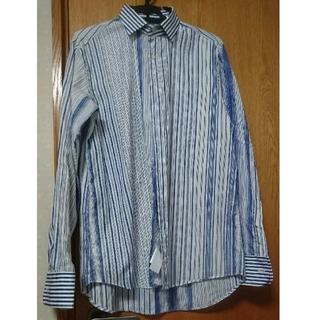 エトロ(ETRO)のストライプワイシャツ(シャツ)