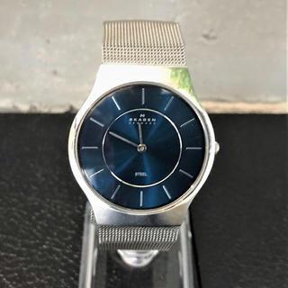 7a65833f41 スカーゲン(ブルー・ネイビー/青色系)の通販 61点   SKAGENを買うなら ...