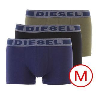 ディーゼル(DIESEL)のDIESEL ボクサー【M】3枚組 (8)(ボクサーパンツ)