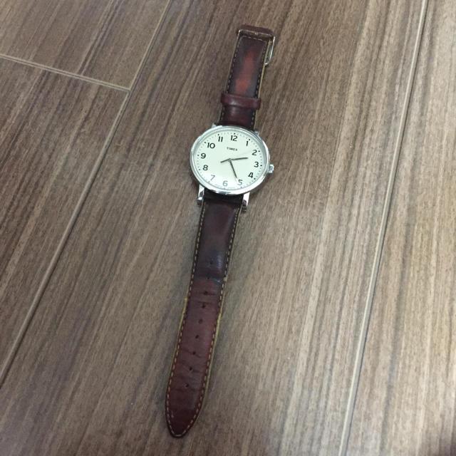 腕時計 アディダス 、 TIMEX - TIMEX メンズ レディース 腕時計 アナログ時計 古着の通販 by ASAM's shop|タイメックスならラクマ