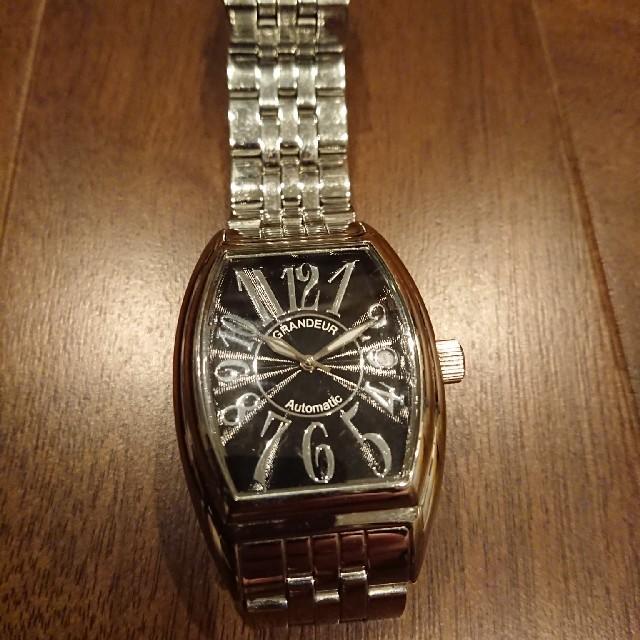 オーシャン 時計 | 腕時計★自動巻きの通販 by mikey♪'s shop|ラクマ
