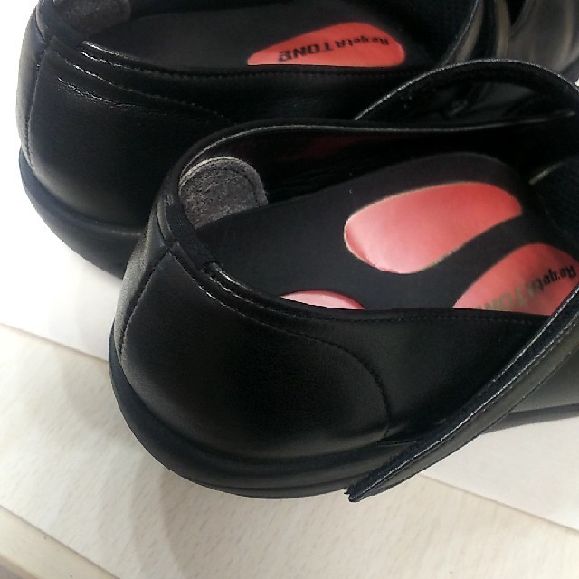 Re:getA(リゲッタ)の【まりっぴ様専用】リゲッタ★M黒 レディースの靴/シューズ(その他)の商品写真