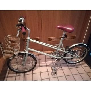 ビアンキ(Bianchi)の2015 ビアンキ ミニベロ7 レディー(自転車本体)