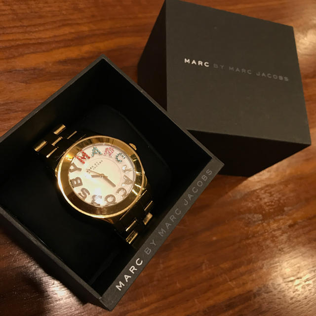 MARC BY MARC JACOBS - マークバイマークジェイコブス 時計♡の通販