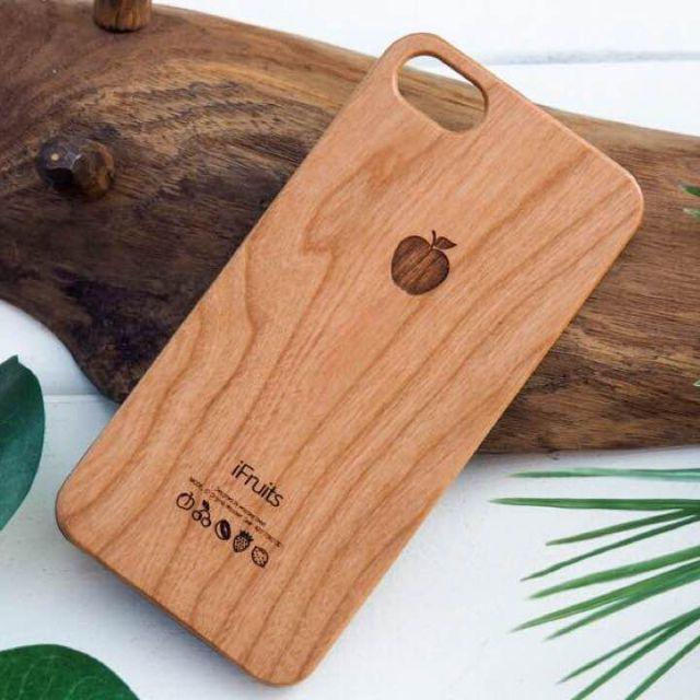 木製ケース ウッドケース リンゴモデル(名入れ可+700円)001の通販 by wooday tokyo|ラクマ