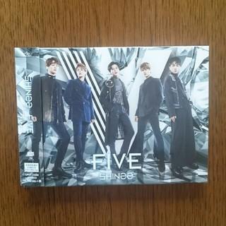 シャイニー(SHINee)のSHINee CD(FIVE)(K-POP/アジア)