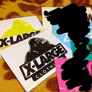 エクストララージ(XLARGE)のX-large♡ステッカー(その他)