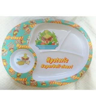 ヒステリックミニ(HYSTERIC MINI)のヒステリックミニ プレート(プレート/茶碗)