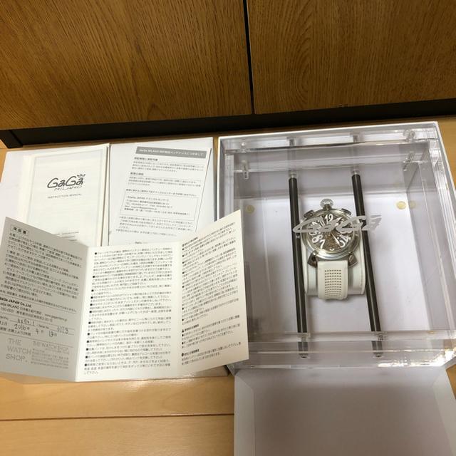 腕 時計 メンズ ロレックス / GaGa MILANO - ガガミラノ  クリスタルの通販 by ゆずちゃん's shop|ガガミラノならラクマ