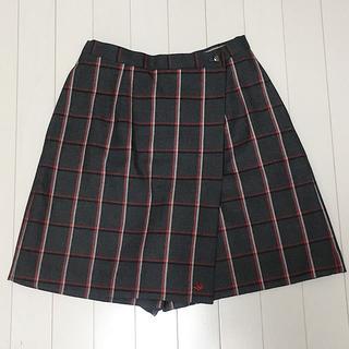 パーリーゲイツ(PEARLY GATES)のPEARLYGATES スカート型 ハーフパンツ ☆美品(ハーフパンツ)