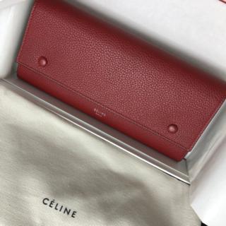 7aeb2dca1e3f セリーヌ 革 財布(レディース)(レッド/赤色系)の通販 17点   celineの ...