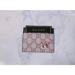 グッチ(Gucci)の定期、カード入れ 新品 未使用(名刺入れ/定期入れ)