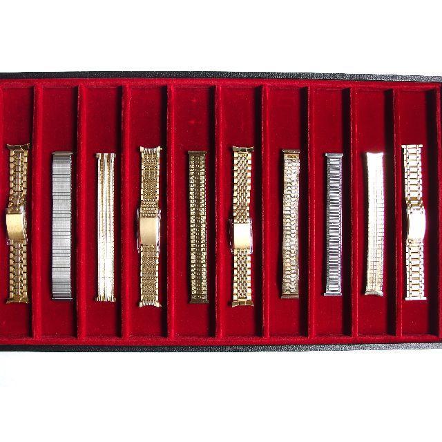 IWC偽物 時計 100%新品 、 【未使用】腕時計 伸縮バンド ジャバラ(蛇腹)ベルト 3の通販 by mami's shop|ラクマ