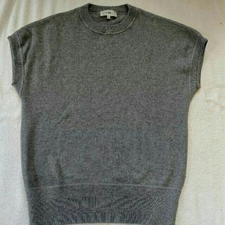 ハイク(HYKE)のHYKE 半袖セーター(カットソー(半袖/袖なし))