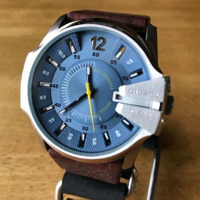 seiko マラソン 時計 、 DIESEL - 【新品】ディーゼル DIESEL パックマン 腕時計 DZ1399 アイスブルーの通販 by 遊☆時間's shop|ディーゼルならラクマ