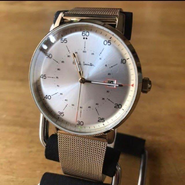c company / Paul Smith - 【新品】ポールスミス PAUL SMITH クオーツ 腕時計 P10130の通販 by 遊☆時間's shop|ポールスミスならラクマ