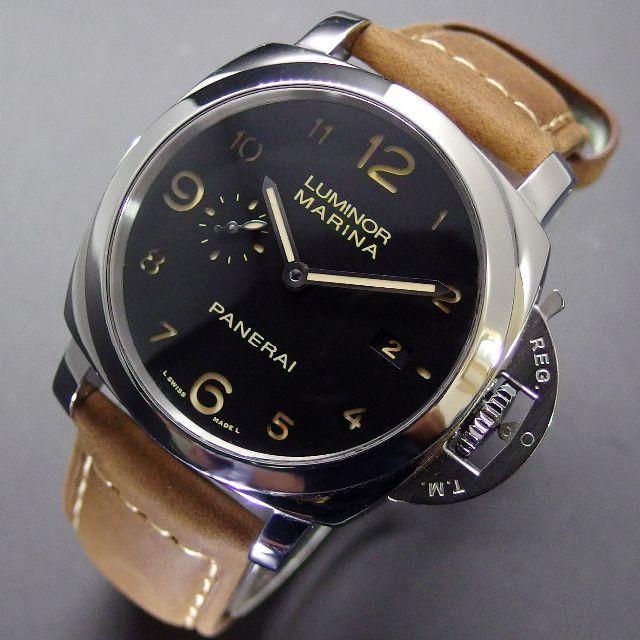 時計 激安 ディーゼル q5 - PANERAI - 美品 銀座ブティック購入 M番 PAM00359 パネライ ルミノール の通販 by ZETTON's shop|パネライならラクマ