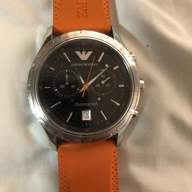 Emporio Armani - アルマーニ腕時計の通販 by やまさん's shop|エンポリオアルマーニならラクマ