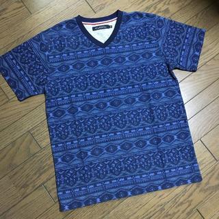 ローズバッド(ROSE BUD)の美品ROSEBUD Vネックカットソー ローズバット(Tシャツ/カットソー(半袖/袖なし))