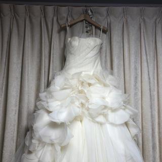 ヴェラウォン(Vera Wang)のverawang  ヘイリー US2 verawangベール付き(ウェディングドレス)
