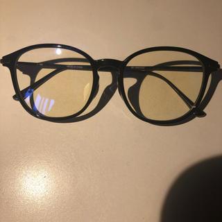 ユニクロ(UNIQLO)の伊達メガネ UVカットメガネ  サングラス (サングラス/メガネ)