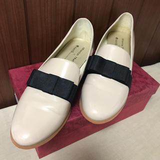 オリエンタルトラフィック(ORiental TRaffic)の中古美品 オリエンタルトラフィック ベージュ41(ローファー/革靴)