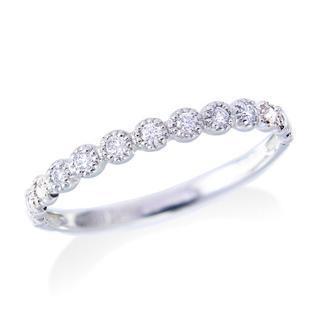 0.1ct vs1 ダイヤモンドリング プラチナ(リング(指輪))