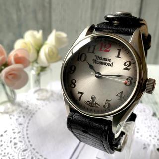 ヴィヴィアンウエストウッド(Vivienne Westwood)の【電池交換済み】vivienne ヴィヴィアン 腕時計 アンティーク ヘリテージ(腕時計(アナログ))