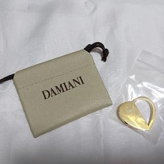 ダミアーニ(Damiani)の【新品・未使用】DAMIANI 非売品 ハートキーリング ゴールド(キーホルダー)