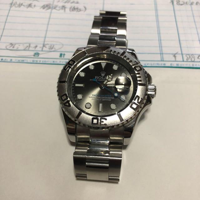 ロレックスの 時計