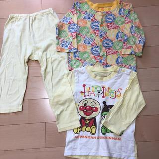 アンパンマン(アンパンマン)のアンパンまん☆パジャマ三点セット95センチ(パジャマ)
