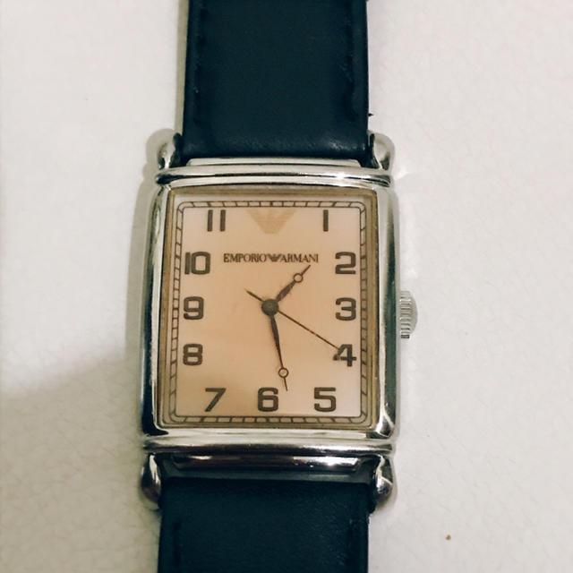 スーパー コピー ユンハンス 時計 購入 / Emporio Armani - エンポリオ アルマーニ  腕時計の通販 by JJ|エンポリオアルマーニならラクマ