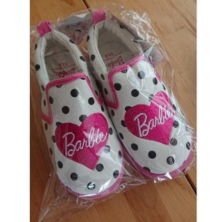 バービー(Barbie)のBarbie  バービースニーカー  17.0cm(スニーカー)