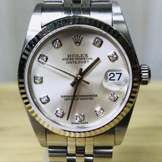 f88b485f4f ロレックス(ROLEX)の【美品】Rolex ロレックス 78274G デイトジャスト ボーイズ 腕時計(