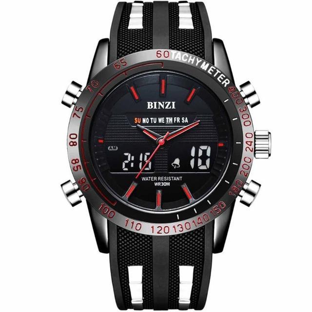 luminor panerai 時計 | 【新品未使用】BINZI メンズ腕時計 ミリタリー 防水 ブラックの通販 by ノリ's shop|ラクマ