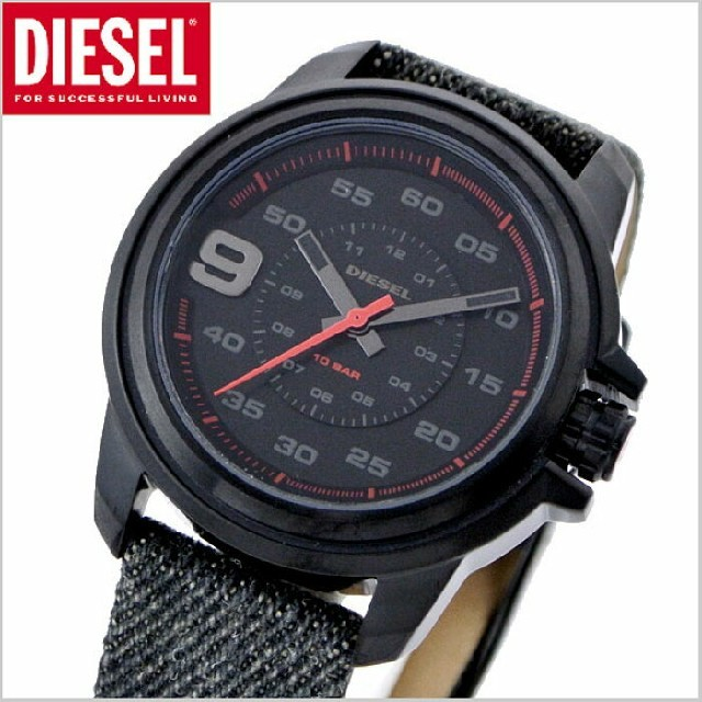 フランクミュラー偽物即日発送 - DIESEL - DIESEL ディーゼル 腕時計 DZ1742 ブラックの通販 by  miro's shop|ディーゼルならラクマ