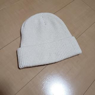 ローズバッド(ROSE BUD)のROSE BUD★コットンニット帽(ニット帽/ビーニー)