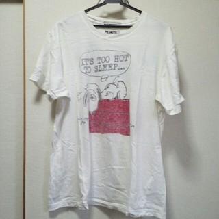 バックナンバー(BACK NUMBER)のバックナンバー ピーナッツ Tシャツ(Tシャツ/カットソー(半袖/袖なし))