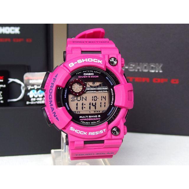 ブランパン偽物 時計 おすすめ - G-SHOCK - 【未使用】メン・イン・サンライズパープル フロッグマン GWF-1000の通販 by mami's shop|ジーショックならラクマ