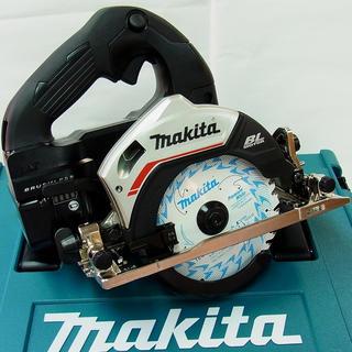 マキタ(Makita)のマキタ 充電式 丸のこ HS474DRG 18V 6.0Ah 黒 新品(その他)