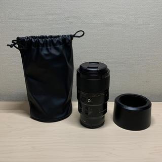 ソニー(SONY)の【美品】SEL90M28G FE 90mm F2.8 Macro G OSS(レンズ(単焦点))